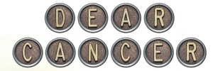 Essay Contest - Dear Cancer Logo
