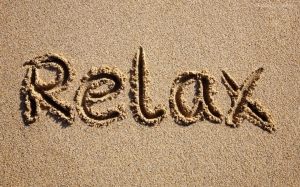 relax sand