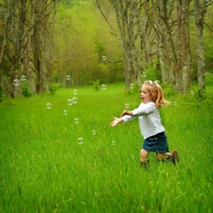 "The best thing is to allow our ""inner child"" to come out and play, get silly, pretend, have fun, and know that these are ""exercises"" that can improve the quality of our life."