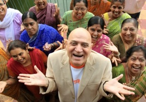 Laughter Yoga was created in 1995 by Dr. Madan Kataria, a medical doctor in India who was researching the benefits of laughter on health.