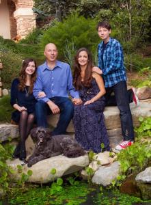 Evette McAlister family